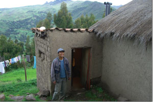 Ascend Travel Eco-Latrine Building in Cusco, Peru