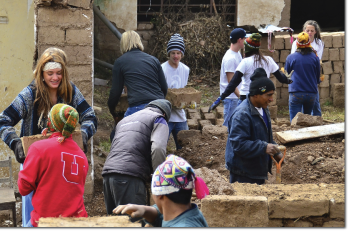 Ascend Travel Customizable Service Expeditions - create your own humanitarian trip to Cusco, Peru!